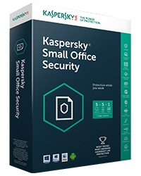 Kaspersky Small Office Security 05 PC + 01 File Server